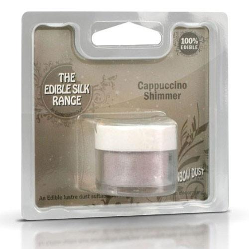 Rainbow Dust Pulverfärg Cappuccino Shimmer