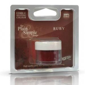 Rainbow Dust Pulverfärg Ruby