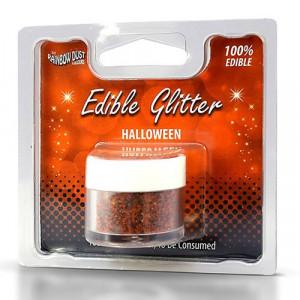 Rainbow Dust Ätbart glitter, Halloween