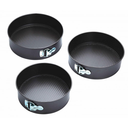 Kitchen Craft Springform set, 3 st