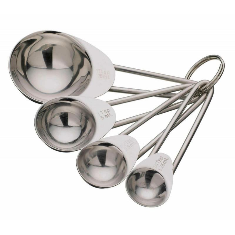 Kitchen Craft Måttsats, rostfritt stål