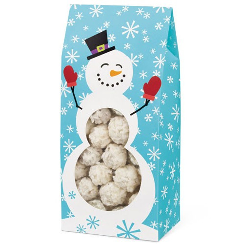 Wilton Godisaskar Sweet Snowman