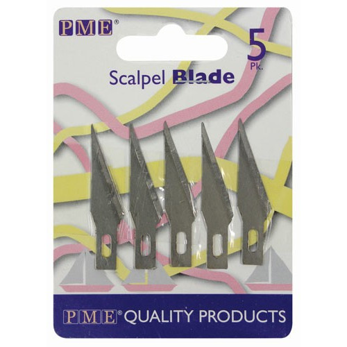 PME Extrablad till modelleringsverktyg kniv