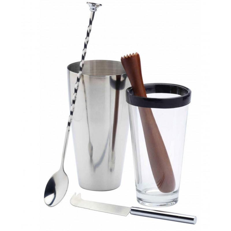 Bar Craft Mojito Cocktail Set