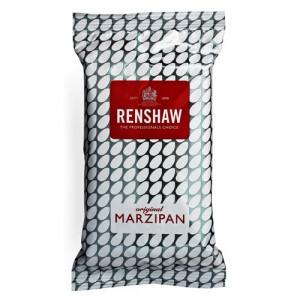 Renshaw Pro Marsipan naturvit, 500 g