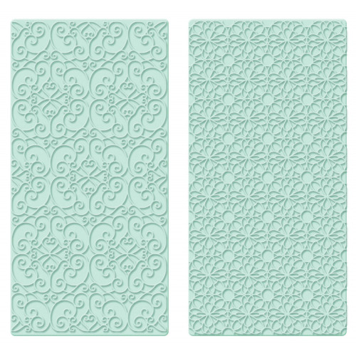 Kitchen Craft Embosser, Filigree & Geometric