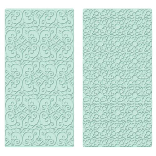 Kitchen Craft Embosser, Filigree & Geometric