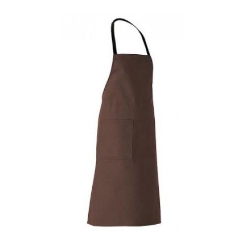 Kramtex Förkläde Brun