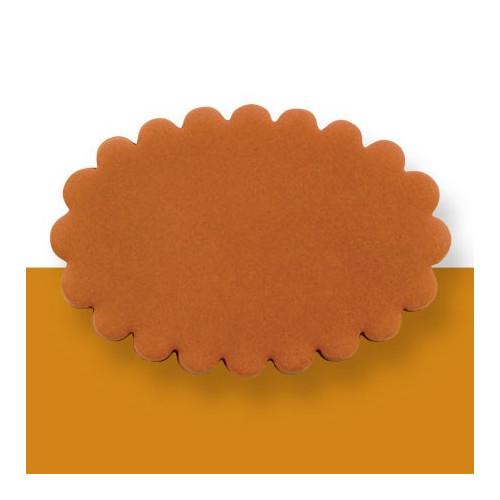 PME Sockerpasta, Teddy Bear Brown, brun