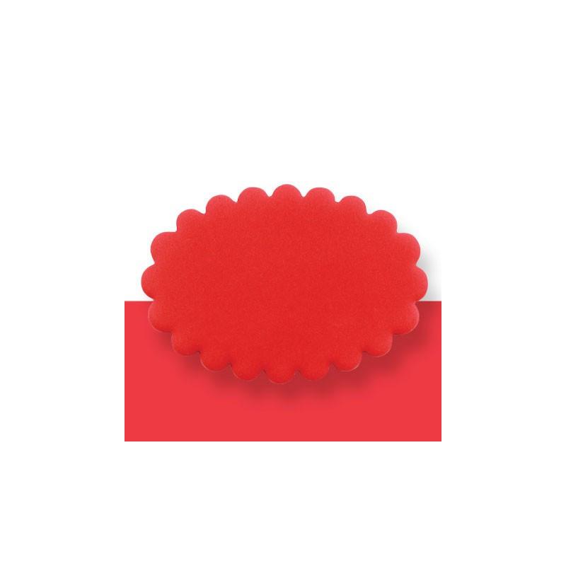 PME Sockerpasta, Berry Red, röd