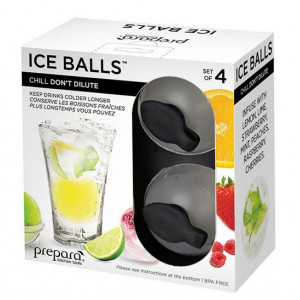 Prepara Isformar, Ice Balls