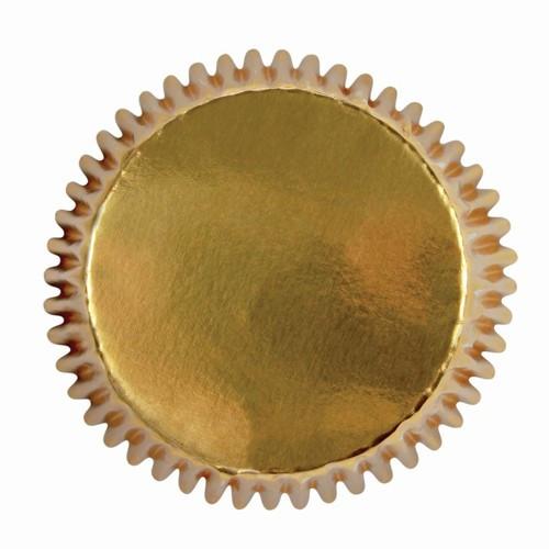 Minimuffinsform Guld - PME