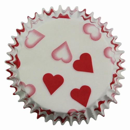 PME Muffinsform Petite Heart
