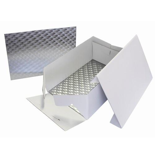 PME Tårtkartong rektangulär, 38 x 28 cm