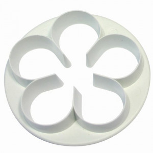 PME Utstickare, 5 petal cutter, XXXXlarge