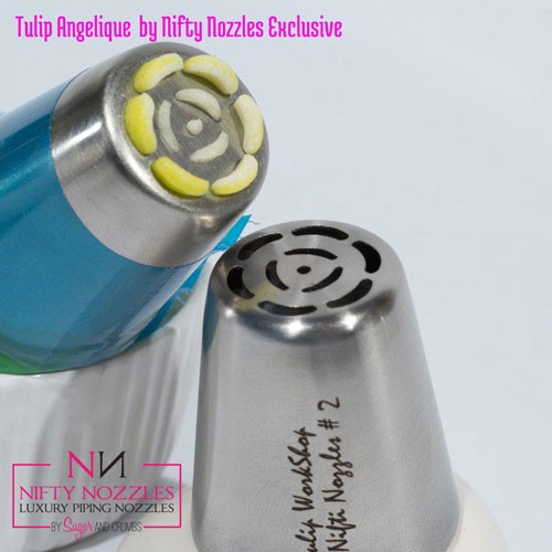 Nifty Nozzles Tyll Angelique Tulip