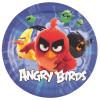 Papperstallrikar Angry Birds The Movie, 23 cm