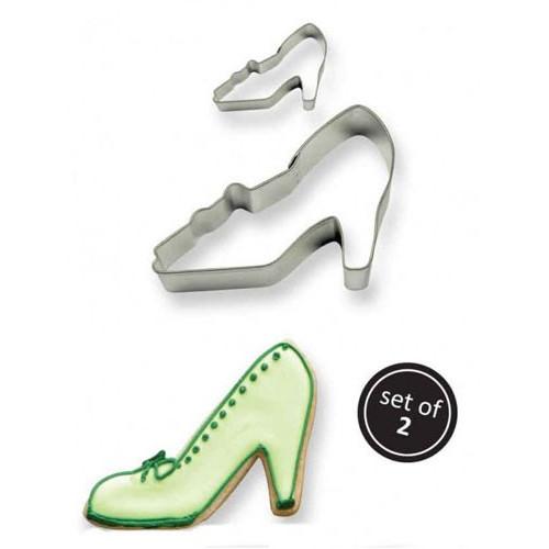 PME Utstickare Högklackad sko, 2 st