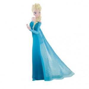 Disney Tårtdekoration i plast, Elsa