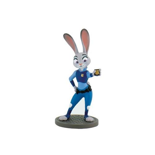 Disney Tårtdekoration i plast, Zootropolis Judy Hopps