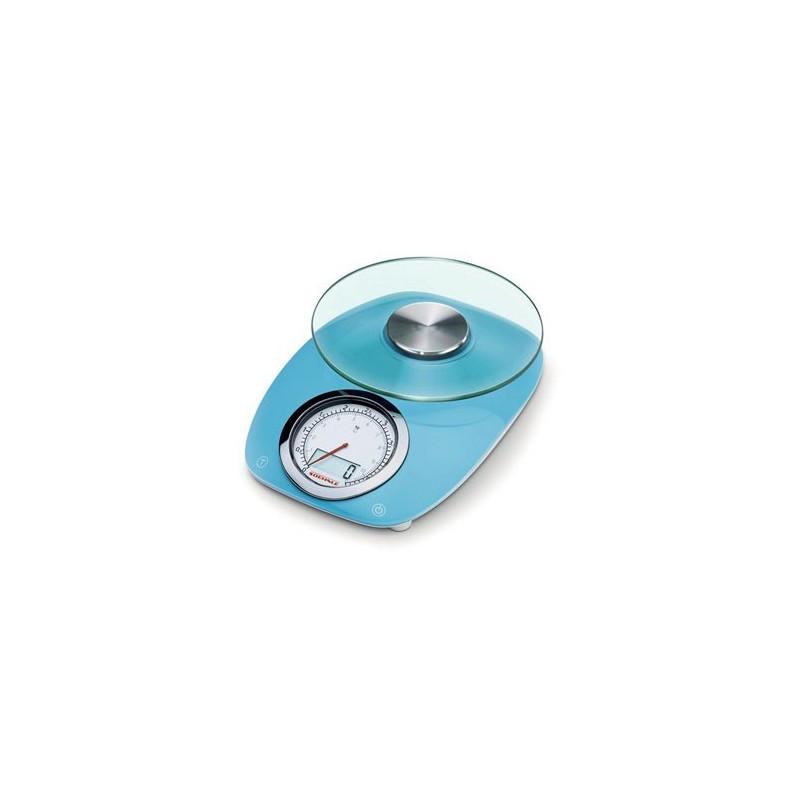 Soehnle Köksvåg Vintage Style, blå