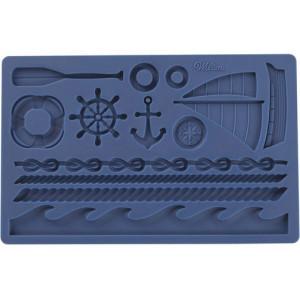 Wilton Silikonform Nautical