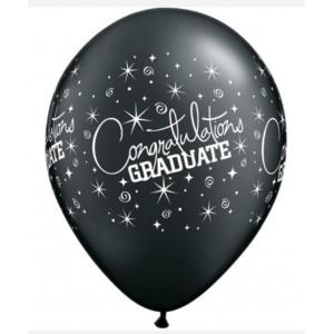 Qualatex Ballonger Student, svarta