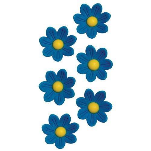 PME Sockerblommor Blåa Tusenskönor