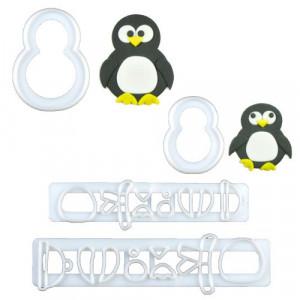 FMM Utstickare Pingvin
