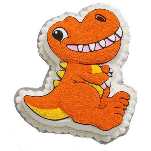 Wilton Bakform, Dinosaur Pan