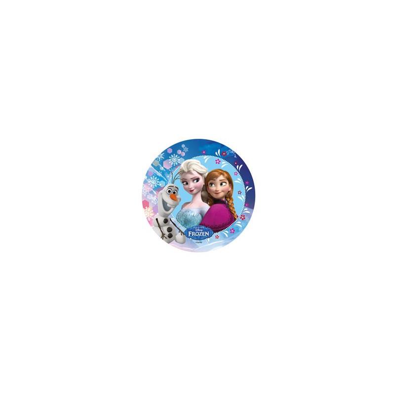 Modecor Disney Tårtoblat Frozen (C)