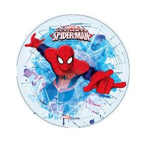 Modecor Tårtbild i sockerpasta, Spindelmannen (A)