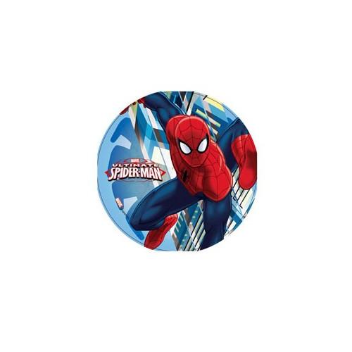 Modecor Tårtbild i sockerpasta, Spindelmannen (B)