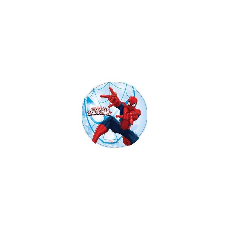 Modecor Tårtbild i sockerpasta, Spindelmannen (D)