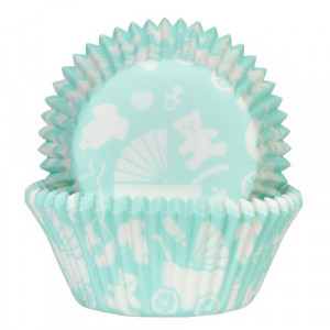 House of Marie Muffinsform Newborn, mint