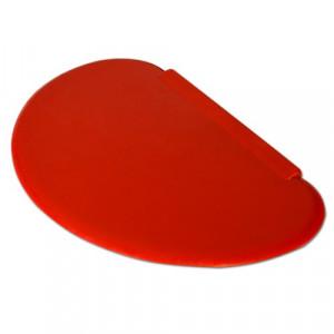 Fat Daddio's Degskrapa, röd
