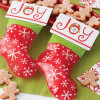 Wilton Godispåsar Merry Bright Stocking