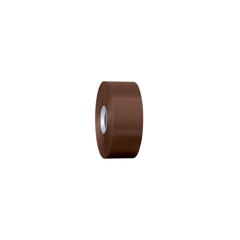 Poly Ribbon Dekorationsband, brun