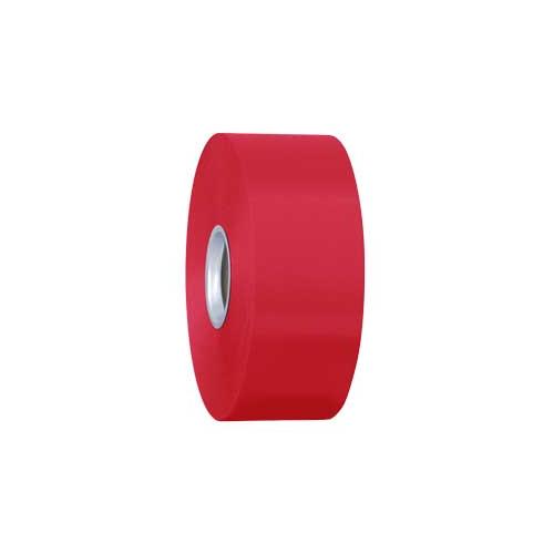 Poly Ribbon Dekorationsband, röd