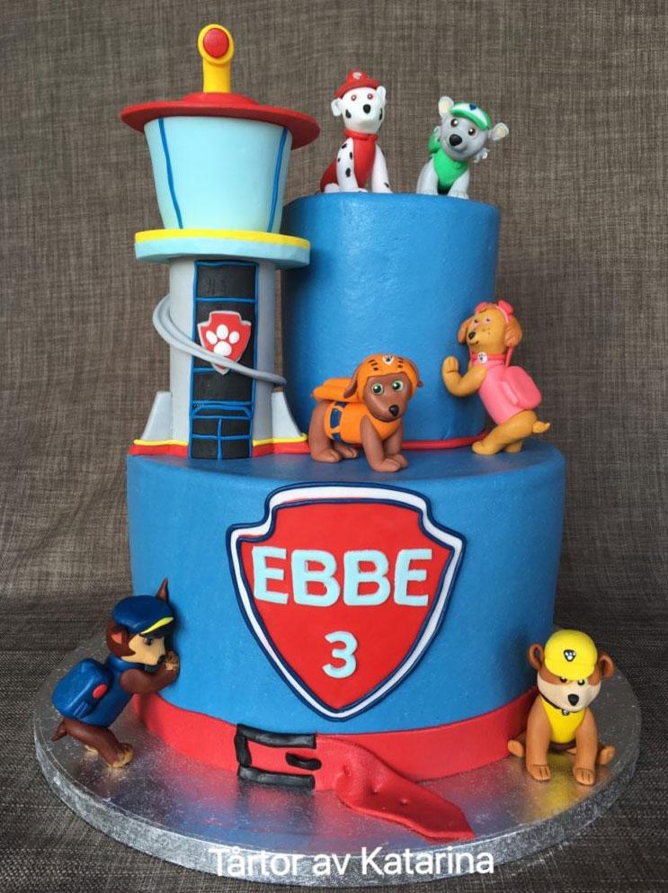 Baka Tårta Till Barnkalas Lyckasmedmatse