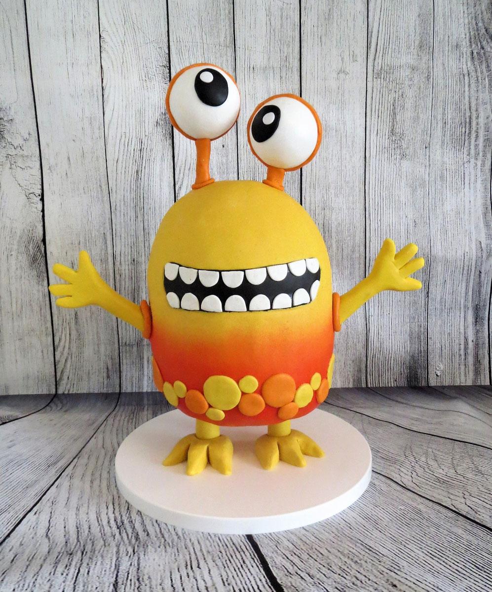 Monster-tarta