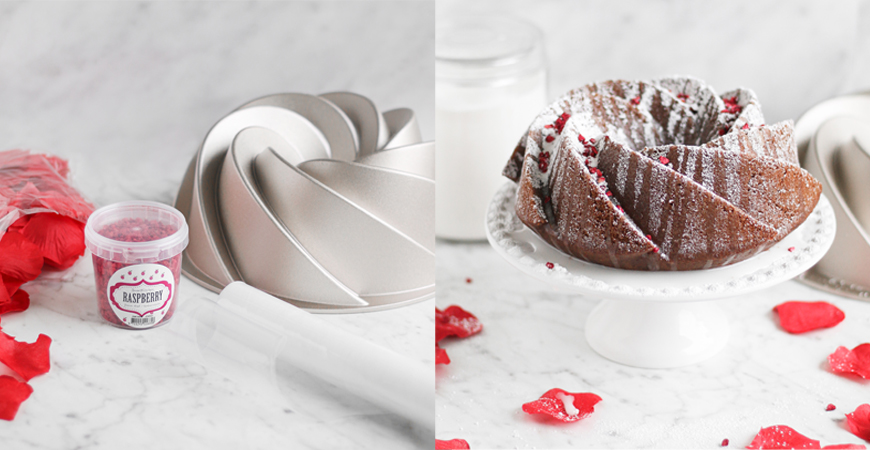 produkter till chokladsockerkaka