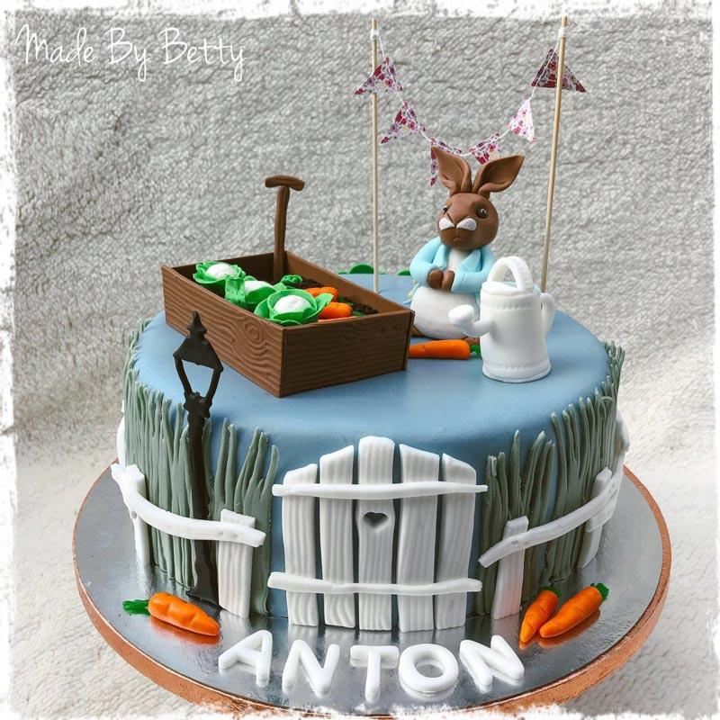 Pelle Kanin tårta