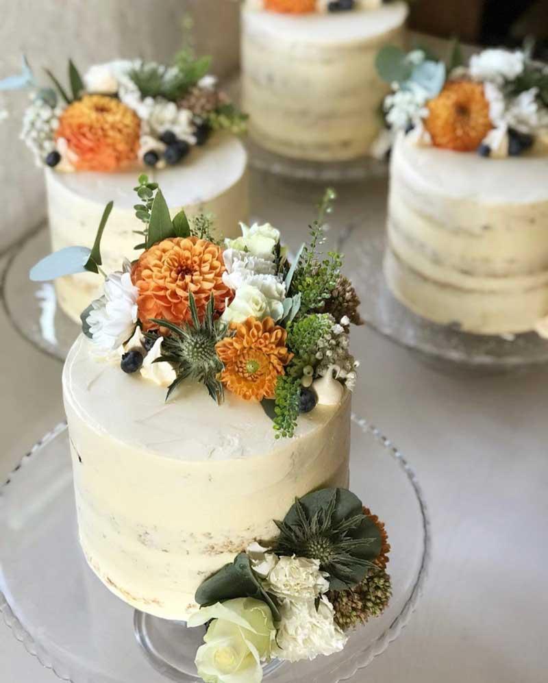 Naked cake av Lisa Luburic Licke