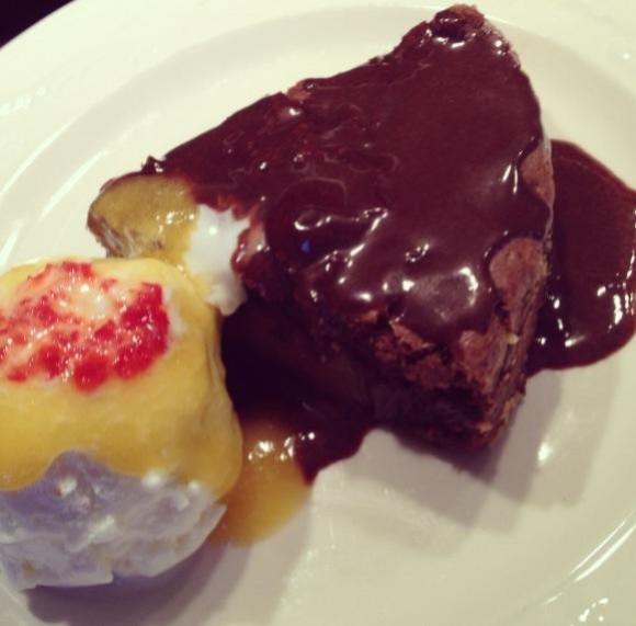 SourHot Chocolate sensation