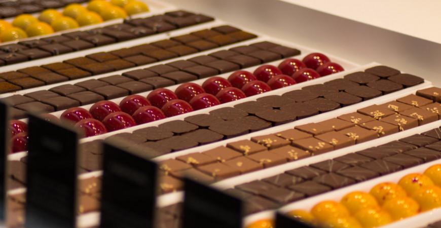 Viskositet för choklad