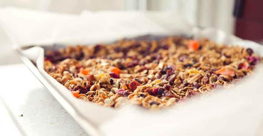Egen granola - Recept & guide